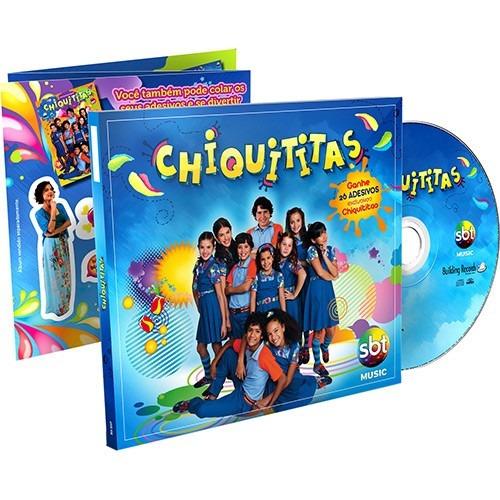 cd chiquititas - original