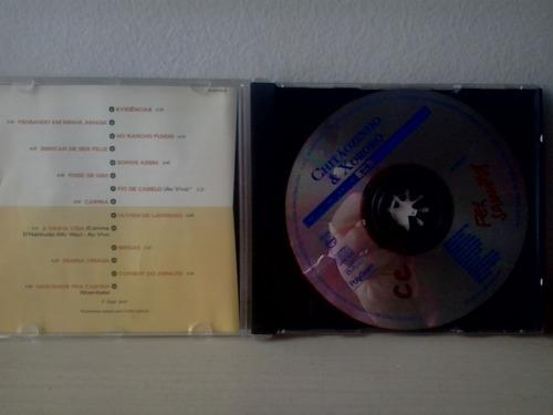 cd chitaozinho e xororo minha historia 14 sucessos envio 9,0