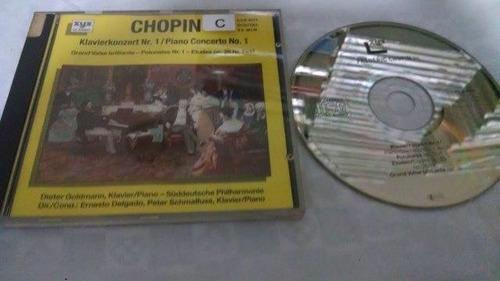 cd chopin klavierkonzert vol. 1 - classica