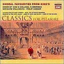cd  choral favorites from kings college