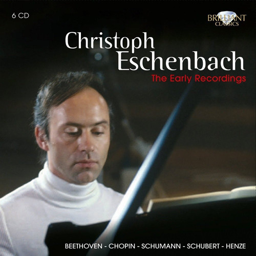 cd : christoph eschenbach - early recordings (boxed set)