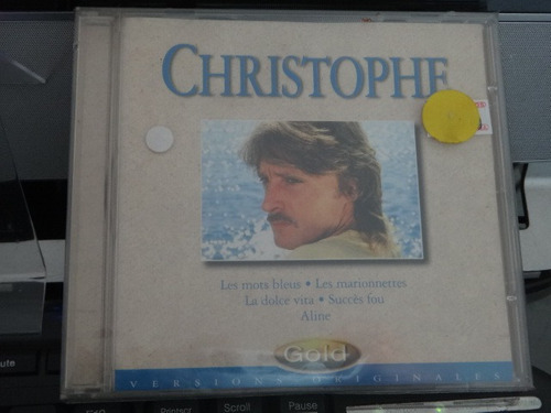 cd - christophe - christophe