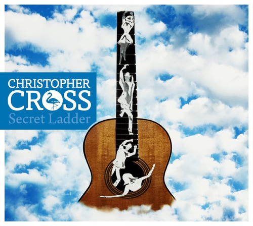 cd christopher cross secret ladder =import= novo lacrado