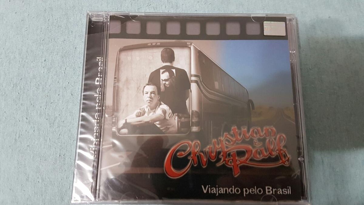 cd christian e ralf viajando pelo brasil