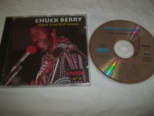 cd - chuck berry - rock and roll music - rock classico