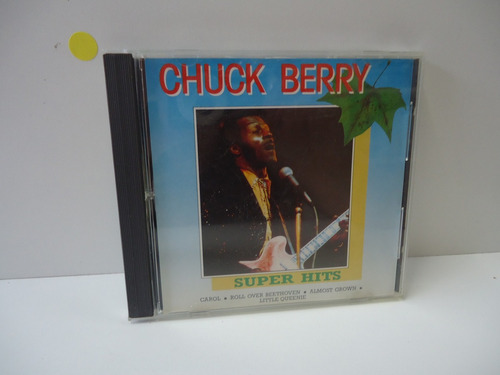 cd chuck berry-  super hits- by trekus vintage