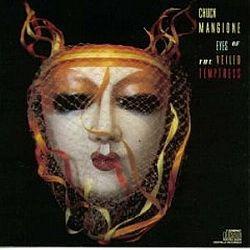 cd chuck mangione - eyes of the veiled temptress (novo-abert