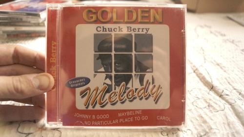 cd chuck nerry golden melody