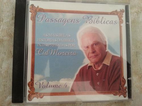 cd cid moreira passagens biblicas vol 4 ja 98