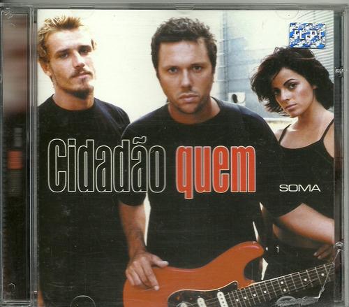 cd - cidadão quem: soma 2000