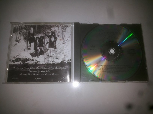 cd cinderella long cold winter