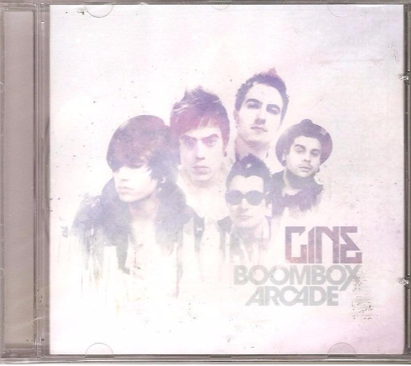 cd banda cine boombox arcade