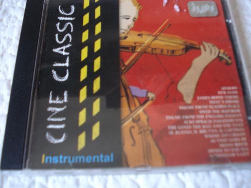 cd cine classic instrumental