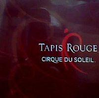 cd cirque du soleil - tapis rouge (novo-lacrado)