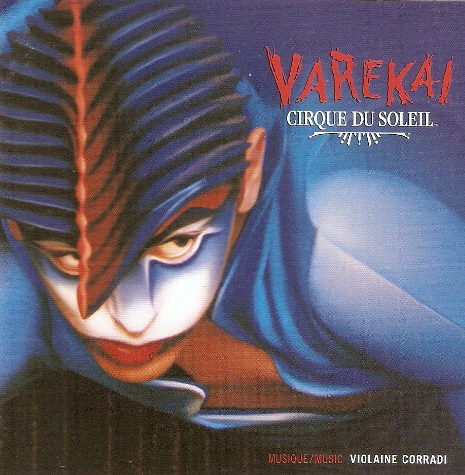 varekai soleil Cirque du