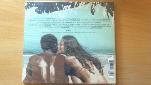 cd city of god remixed - importado - novo - lacrado