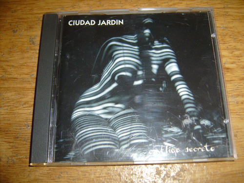 cd ciudad jardin / ombligo secreto (rock español)