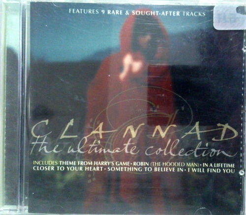 cd clannad - the ultimate collection  ( frete r$ 8,00 )