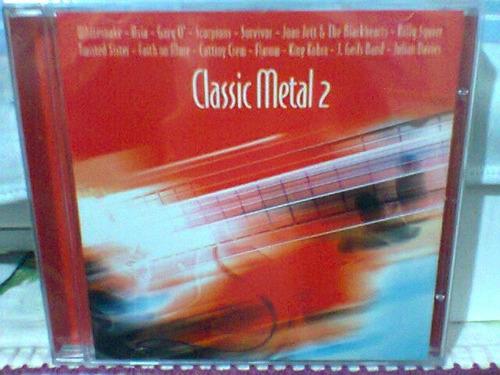 cd classic metal 2  @  coletânea   (lacrado)