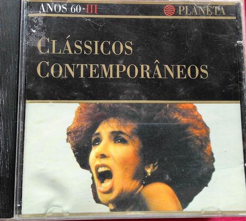 cd classicos conteporaneos  anos 60  vol  i i i
