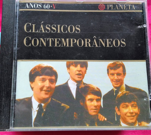 cd classicos conteporaneos  anos 60  vol  v