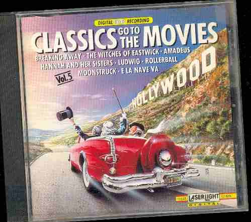 cd     classics go to the movies