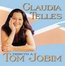 cd claudia telles tributo a  tom jobim