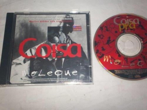 cd - coisa moleque - mpb coletâneas