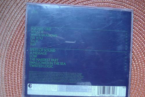 cd coldplay x&y