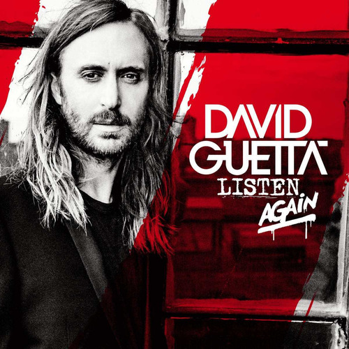 cd colección david guetta / listen again (electropop 2 cds)