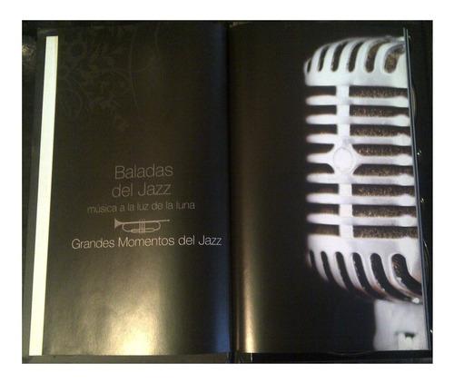 cd - coleccion grandes momentos de jazz - (2cds) - original