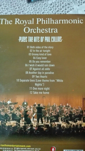 cd coleccion phil collins