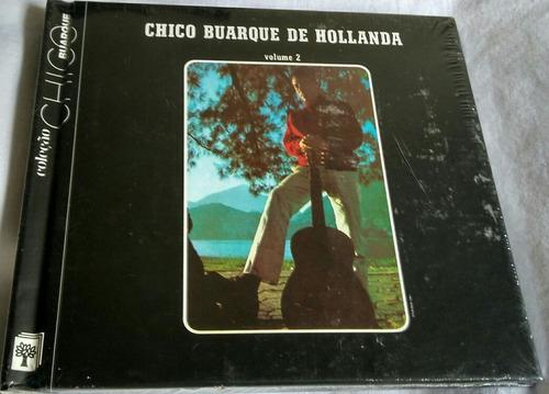 cd coleção chico buarque de hollanda  vol.2 1967