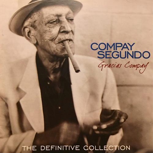 cd compay segundo gracias compay definitive collection