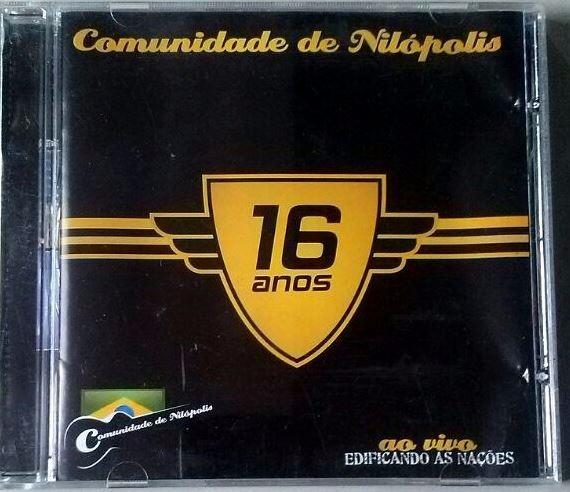 cd comunidade de nilopolis 16 anos