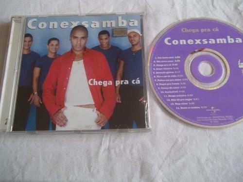 cd - conexsamba - chega pra cá - samba