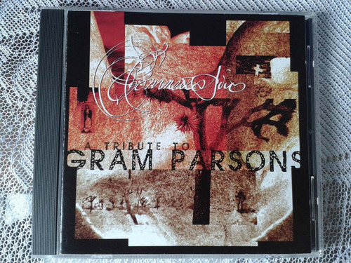 cd conmemorativo: a tribute to gram parsons