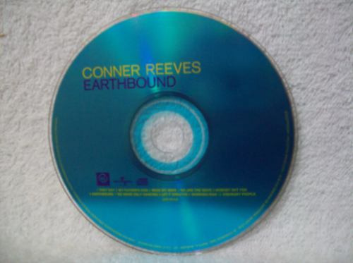 cd conner reeves- earthbound