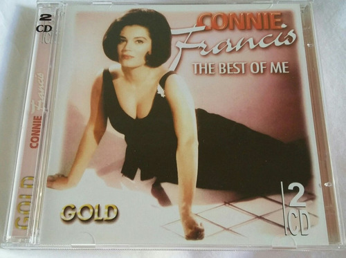 cd connie francis (the best of me) hbs