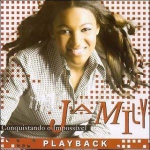 cd jamily conquistando o impossivel playback