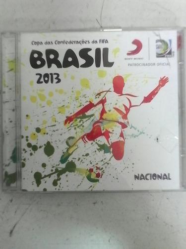 cd copa das confederações brasil 2013 - nacional