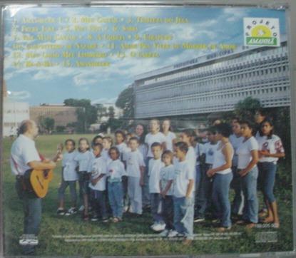 cd  coral  :  canarinhos da paz   -  b145