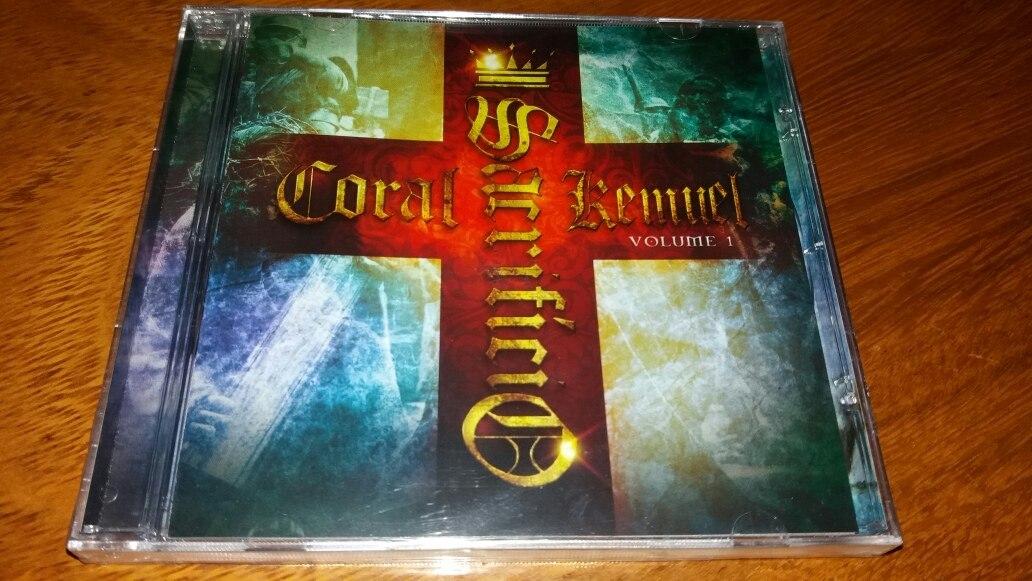 cd sacrificio coral kemuel