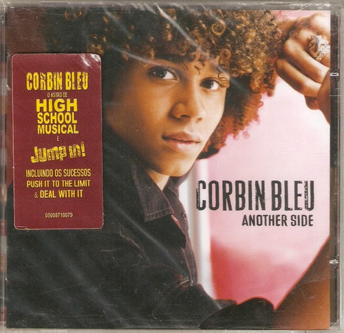 cd corbin bleu - another side - novo***