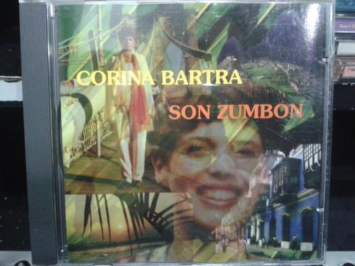 cd - corina bartra - son zumbon
