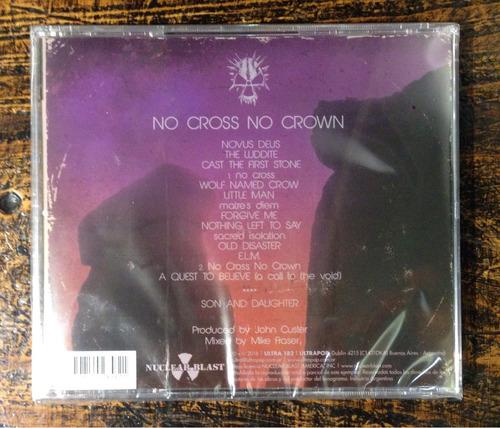 cd corrosion of conformity no cross no crown 2018 nuevo