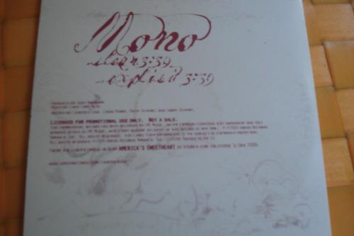 cd courtney love mono (nirvana)