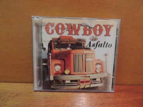cd cowboy do asfalto chitãozinho chrystian roberta miranda