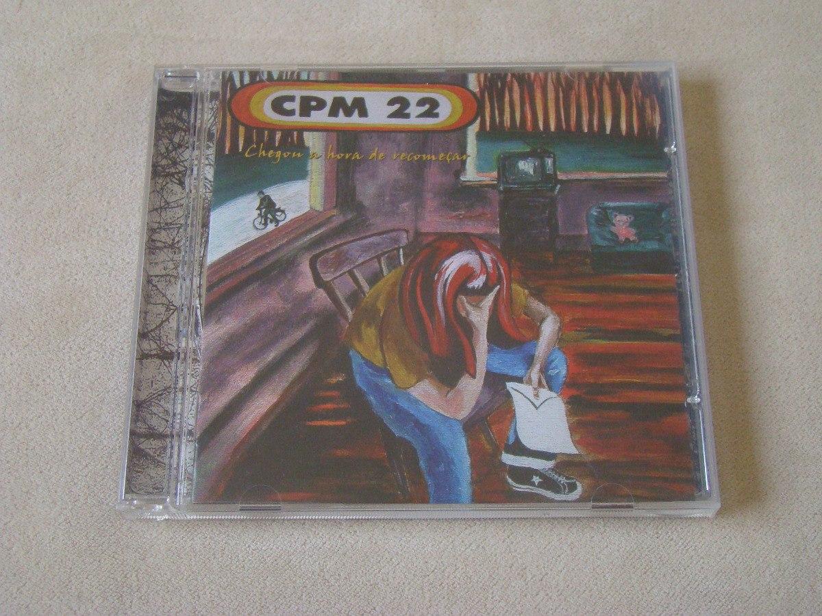cd cpm 22 chegou a hora de recomear