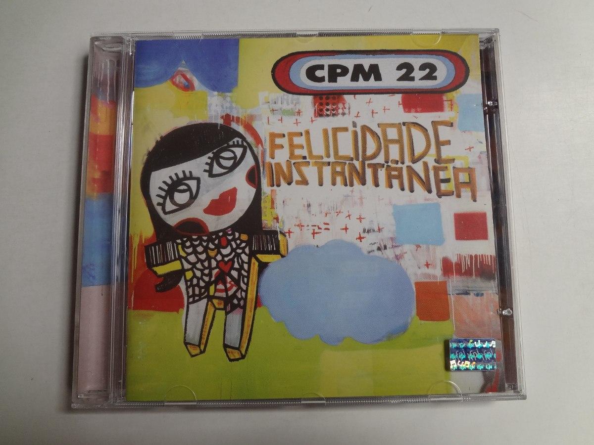 cd do cpm 22 felicidade instantanea